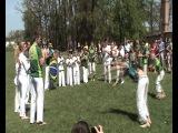 Капоейра Луцька група в Клевані