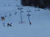 Олимпийский огонь в Шерегеше 29.11.2013 (сноуборд)