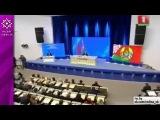 Лукашенко разносит в пух и прах....